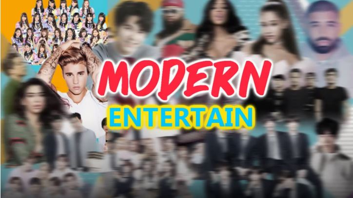 Modern Entertain